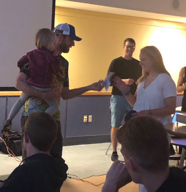 2019 Rogue Scholarship presentation cropped